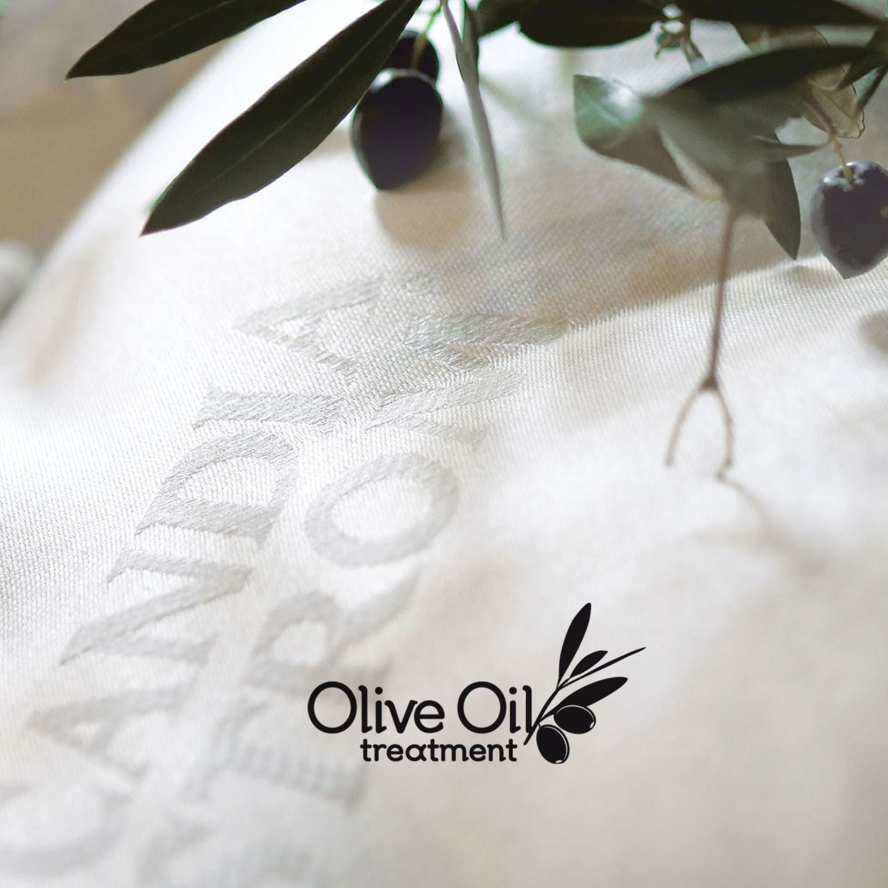 CandiaStrom - Bodyfix Collection - Olive oil treatment