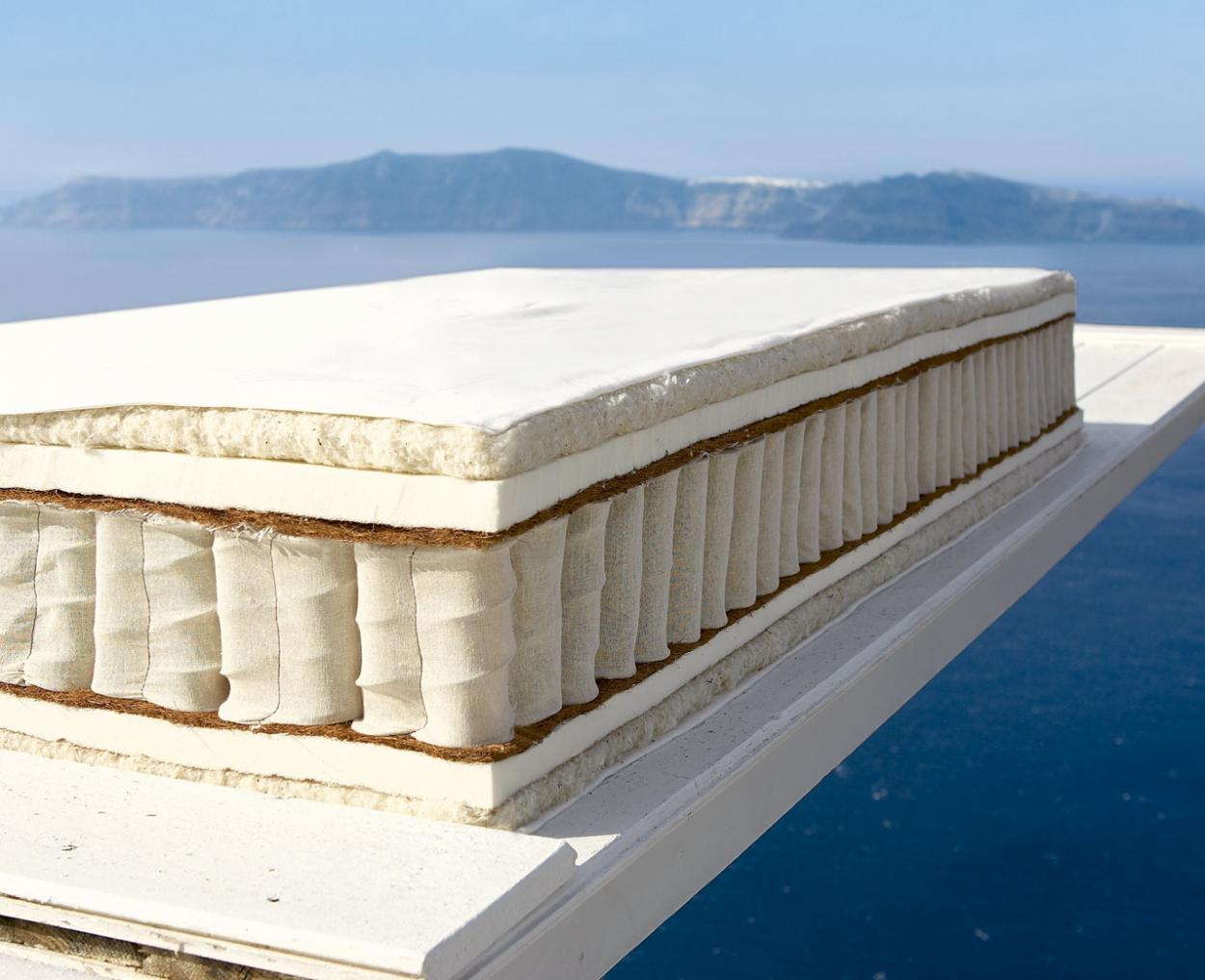 CandiaStrom - Mattress Aegean Sunset - BODYFIX COLLECTION - 02