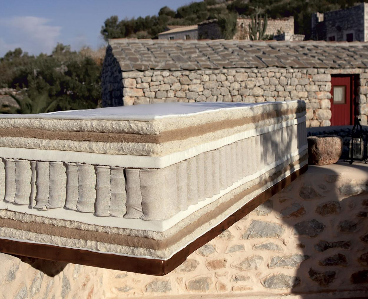 CandiaStrom - Matress Epirus Heritage - BODYFIX COLLECTION - 02