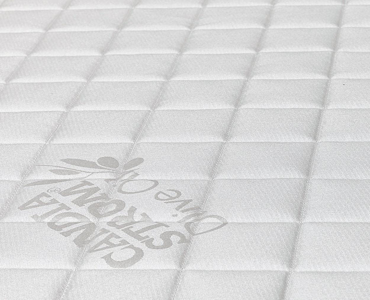 CandiaStrom - Mattress MEDITERRANEAN TOUCH  - NATUREZZA COLLECTION -  Details
